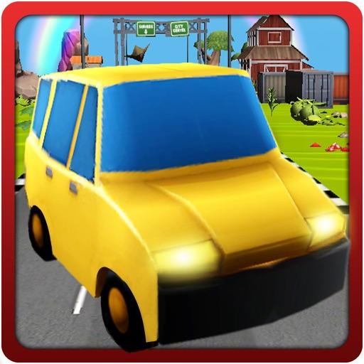 Kids Car Racing - Baby driver iOS App
