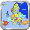 Europa Mappa Puzzle (AppStore Link)