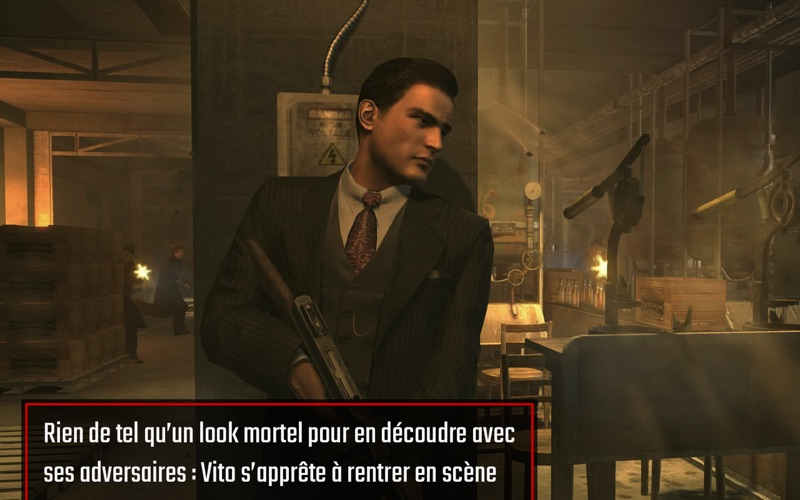 Screenshot Mafia II: Director's Cut