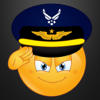 Air Force Emojis Keyboard Memorial Day Edition by Emoji World