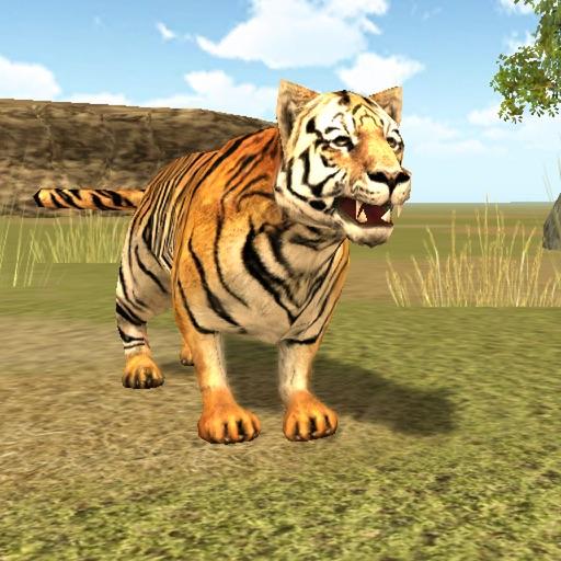 Wild Tiger Pro Simulator 3D iOS App