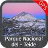 Parque Nacional del Teide - GPS Map Navigator
