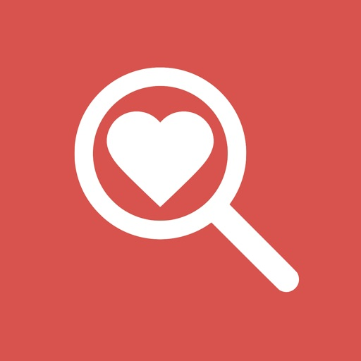 Screenshot Face Finder for social networks iOS App