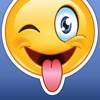Big Emoji Stickers - Extra Funny Sticker Emojis for Messages & Texting
