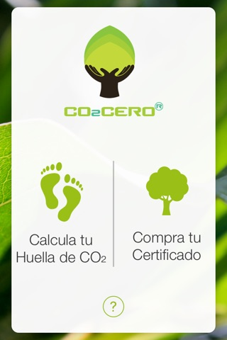 CO2CERO screenshot 1