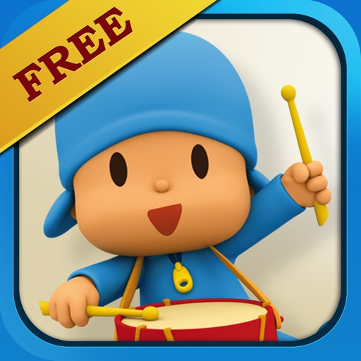 Talking Pocoyo Free & Zinkia - Mobile Apps - Index