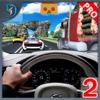 VR-Crazy Car Traffic Racing 2 Pro
