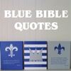 All Blue Bible Quotes