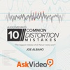 Audio Distortion Mistakes Tutorial