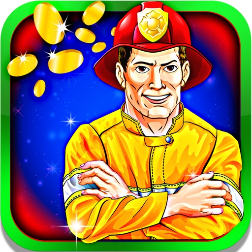 Lucky Fiery Slots: Win super special rewards while having fun in a hot paradise Icon