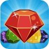Jewel Star Mania - Match 3 jewel private school