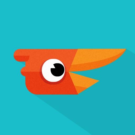 Cargo Birds Icon