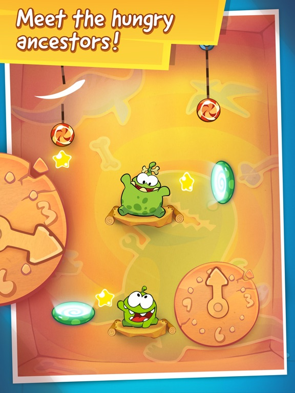 Screenshot #2 for Cut the Rope: Time Travel™