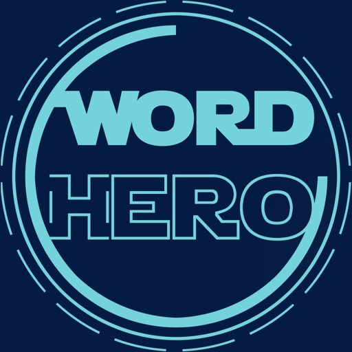 Awesome Word Board Hero - new word search board game Icon