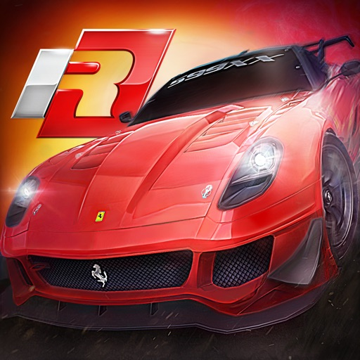 Racing Rivals App Icon