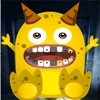Dentist Crazy Dentist Inside The Oral Cavity Monster And Monster Edition