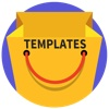 Template honeycomb-for iwork,office, material 2003 access templates