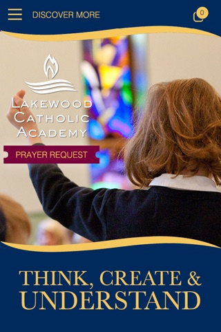 Lakewood Catholic Academy screenshot 1