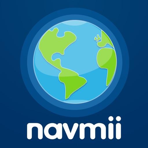 Navmii GPS Germany: Navigation, Maps and Traffic (Navfree GPS)