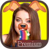 Snap photo editor of photos for face effects with stickers for selfies - Premium
