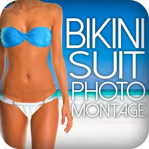De Chica Montaje Foto Sexy Del La Bikini Traje JculKF3T1