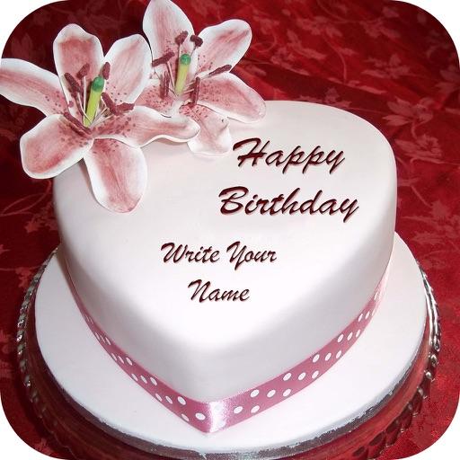 Name On Birthday Cake By Bhavik Savaliya