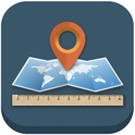 iMeasurer- Accurately Measure walking or riding distance icon