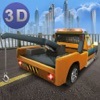 Tow Truck Driving Simulator 3D Full - Try tow truck driving in our transport simulator!