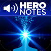 Mind Cures - The Power of Positive Thinking by Dr. Norman Vincent Peale, A Hero Notes Audiobook Program  artwork