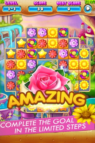 Blossom Garden - Village Flower screenshot 1