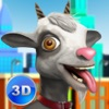 City Goat: Animal Survival Simulator 3D Full