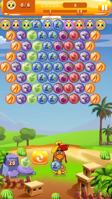 Farm Bubble Shooter