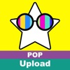 Pop Up Free – Safe Upload Photos & Videos from Cameral Roll for Snapchat