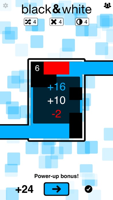 Black & White - A colourful grid-based puzzle Screenshot