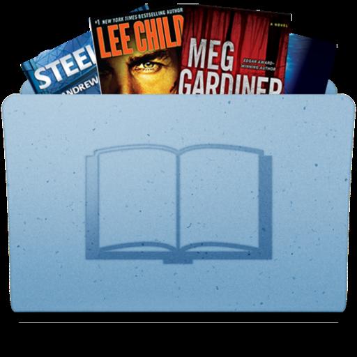 电子书封面图标设置 E-Book Cover Icons