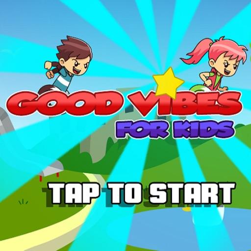 Good Vibes For Kids iOS App