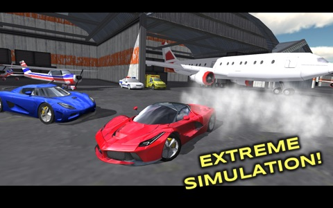 Extreme Car Driving Simulator screenshot 1