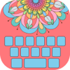 Flower Keyboard! - Beautiful Custom Keyboard Designs with Color.ful Backgrounds and Emoji.s Wiki