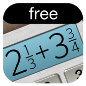 Fraction Calculator Plus Free icon