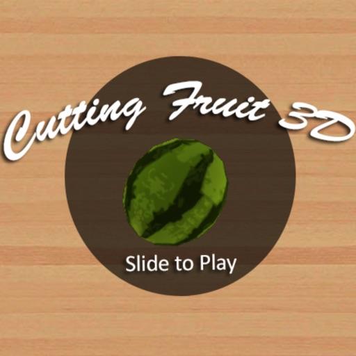 Fruit Cutter Cut 3D Shoot iOS App