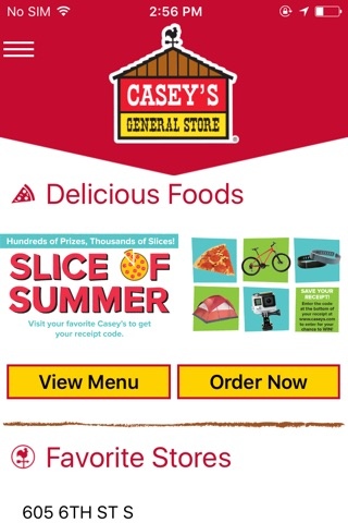 Casey's General Stores screenshot 1