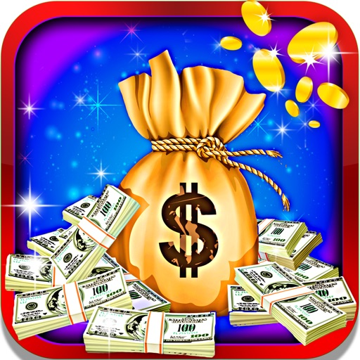 Opulent Slot Machine: Spin the magical Money Wheel and be the fortunate winner iOS App