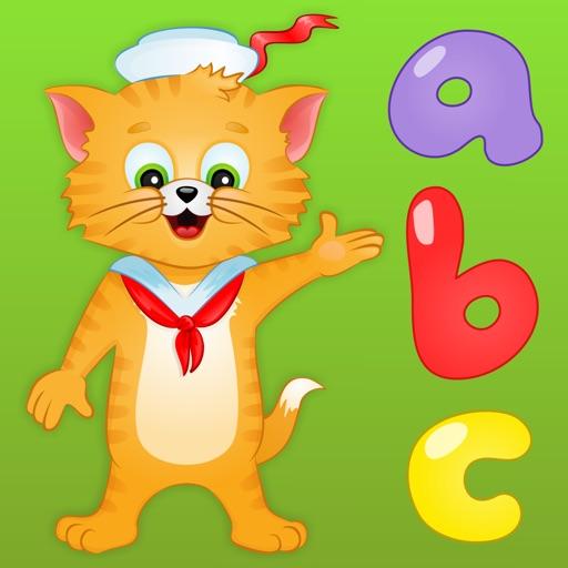 Kids Learn ABC Letters iOS App