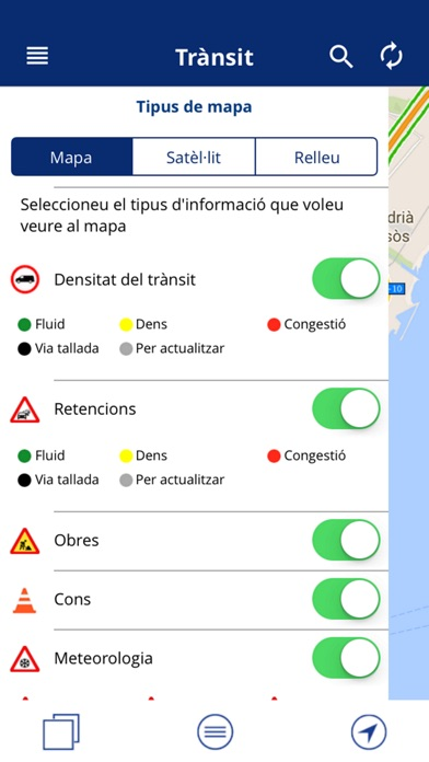download App Trànsit apps 3