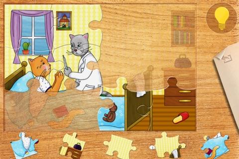 Chory kotek (Stanisław Jachowicz) screenshot 2