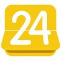 24me Умный Персональный Ассистент –  Автоматизируйте календарь, задачи Менеджер и заметки icon