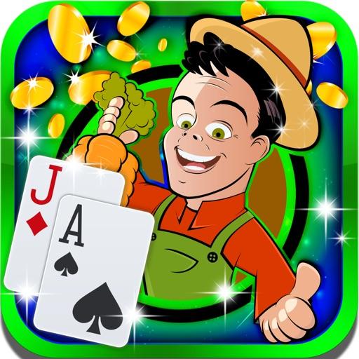 Mega Harvest Blackjack: 21 Farm Card Counter iOS App