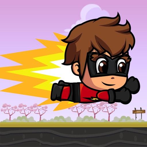 Run and Fly Superboy iOS App