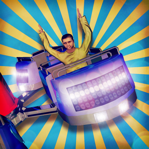 Funfair Ride Simulator 3 - Adrenaline Edition