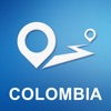 Colombia Offline GPS Navigation & Maps